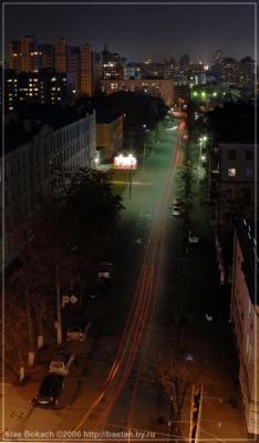 28-29.09.07 Ночная велороллерская