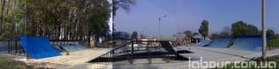 Skatepark в Черновцах (labour.com.ua)